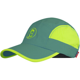 TROLLKIDS Troll Gorra Niños, dark green/light green